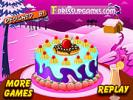 Birthday Cake Decor 2
