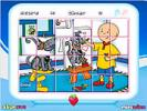 Caillou Rotate Puzzle