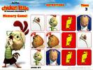 Chicken Little Memory Game