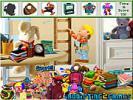 Kids Cartoon Room Hidden Objects