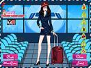 Sweet Flight Attendant Dress Up 2